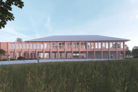 Proposition finaliste avec Table Architecture pour le Lab-École Maskinongé.